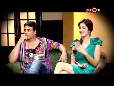 Katrina Kaif on Zoom TV looks sizzling in French Connection