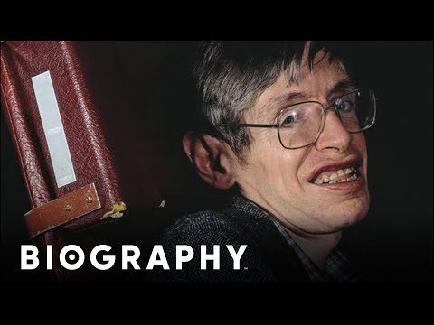 Mini BIO - Stephen Hawking