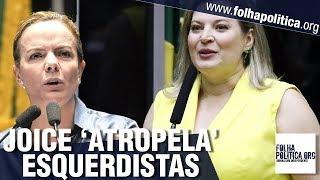 Joice Hasselmann e P. Martins 'massacram' discursos manipuladores sobre Reforma da Previdência
