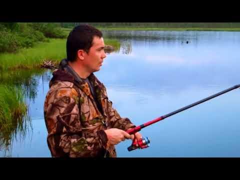 Рыбалка на Верхнетуломском Водохранилище.