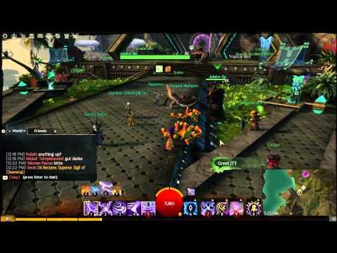 Guild Wars 2: November 2014 Easy Gold Trick #2