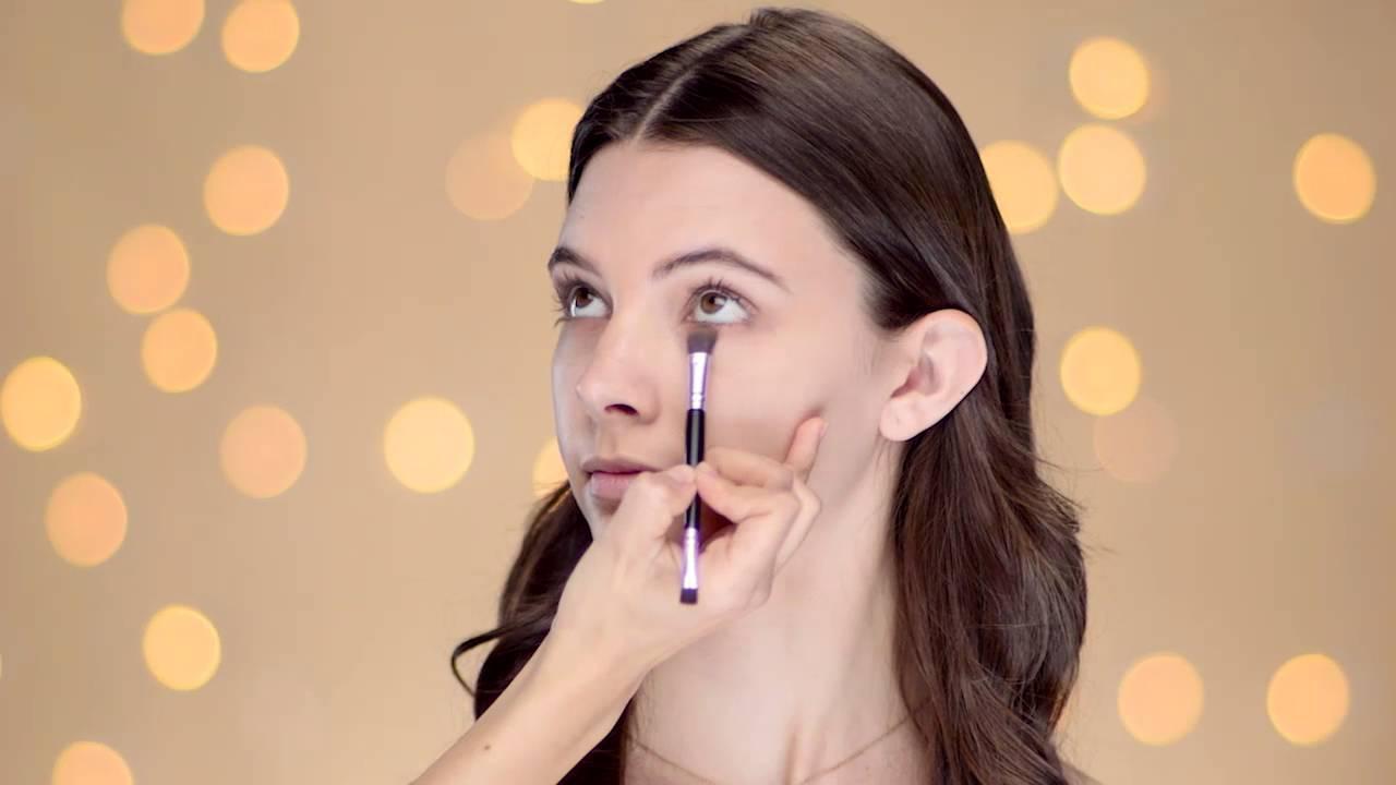 Doe eye makeup
