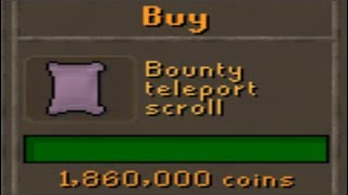 Teleporting to my targets made me bank