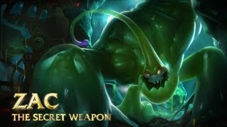 Zac Champion Spotlight