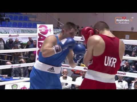 Хижняк–Митрофанов. Чемпионат Украины-2016. Финал