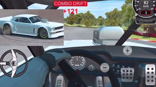CarX Drift Racing NEW Update 1.3.3 - 1965 Hoonicorn! Interior View (BlackJackX22)