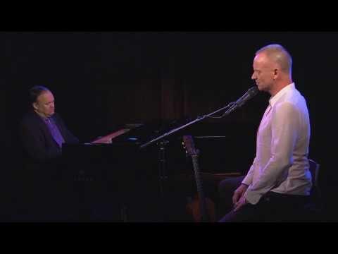 Video Sting Performs Practical Arrangement on Charlie Rose  Watch Charlie Rose The Week Online  PBS