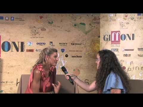 Giffoni Film Festival 2012: Intervista a Martina Colombari