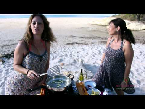 TSS - Chilli and Garlic Pipis on the Beach