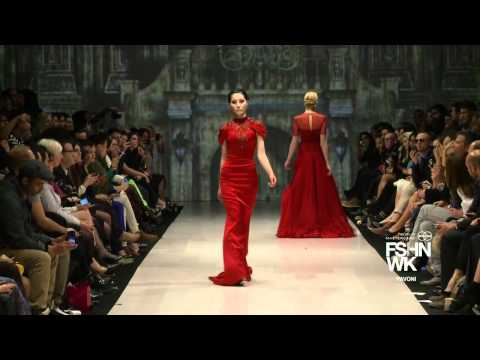 PAVONI HIGHLIGHT - WORLD MASTERCARD FASHION WEEK FALL 2012 COLLECTIONS