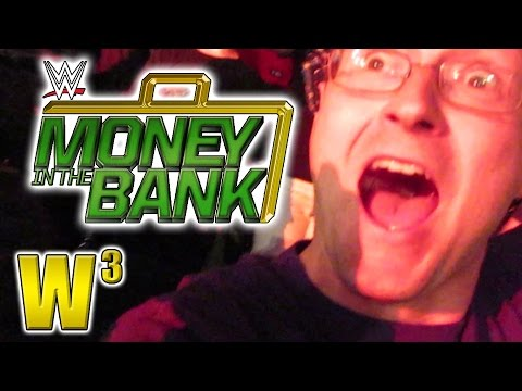 My Trip to WWE Money in the Bank! | Wrestling With Wregret