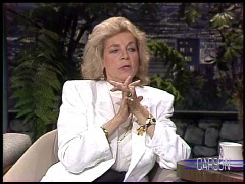 Lauren Bacall Talks About Being on the Set of The African Queen, - Sept. 1987