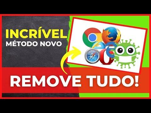 Como remover o vírus Top8844. 123 Rede e searchult - por completo