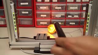 Panasonic Quick Clips SF4C Multipurpose Indicator Functionality