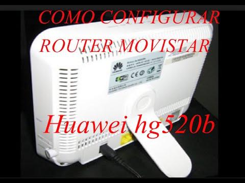 Como Configurar Router Huawei hg520b como Repetidor Wifi