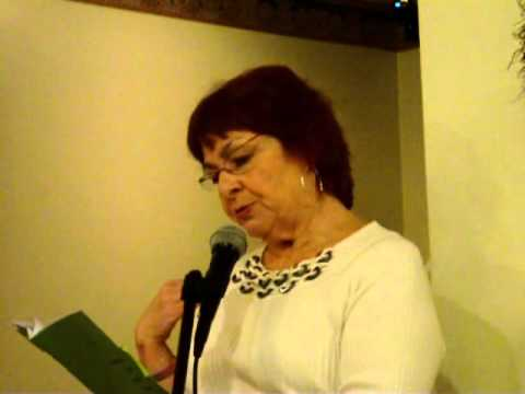 "Nancy Morgan Boucher reads ""Hope Chest"""