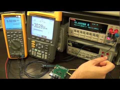 Tutorial and Experiments on Energy Harvesting ICs