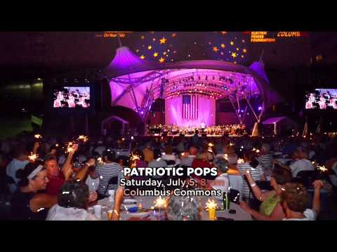 Picnic with the Pops 2014: Patriotic Pops