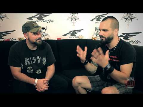 Killswitch Engage Interview - Jesse Leach Takes No Prisoners (Heavy MTL 2012)