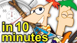 The History Of Phineas And Ferb | A Brief History