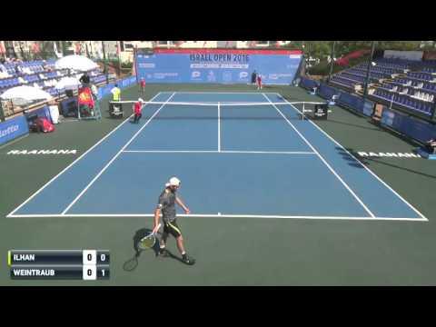 Marsel Ilhan - Amir Weintraub (Israel Open 2016)