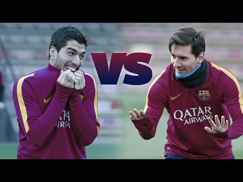 Lionel Messi vs Luis Suarez. Which goal do you like the most?