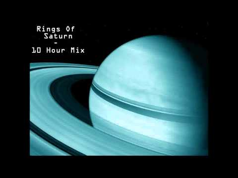 10 Hours - Ambient / Soundscapes Sleep Mix - Rings of Saturn