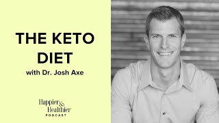 The Keto Diet With Dr. Josh Axe
