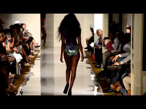 Koko D. Showcase At Passion For Fashion Swimwear Show In NYC