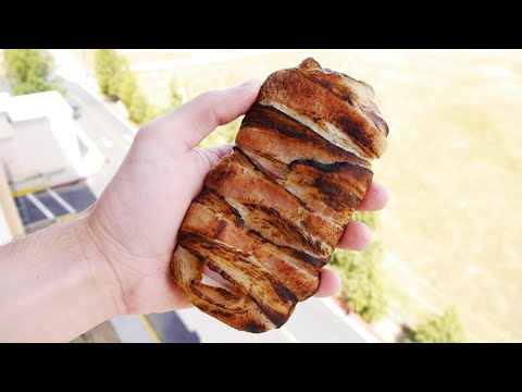 Can Bacon Protect an iPhone SE from 100 FT Drop Test?