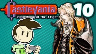 Castlevania: Symphony of the Night - #10 - The Abandoned Mine - The Backlog
