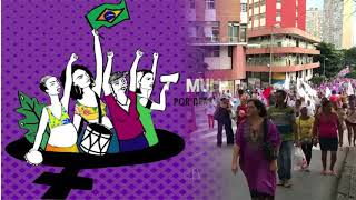 8 de março – Marcha pelo Dia Internacional de Luta das Mulheres