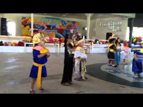 Egyptian Dance video