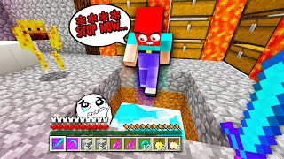 RAIDING the WORLD MOST ANGRY Minecraft Factions player.. (TOXIC)
