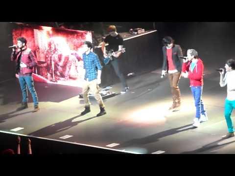 Save You Tonight - One Direction - Birmingham NIA