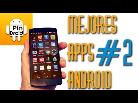 Mejores Aplicaciones / Apps para Android #2 || Pindroid Reviews