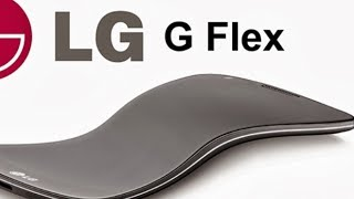 LG G Flex  Official commercials