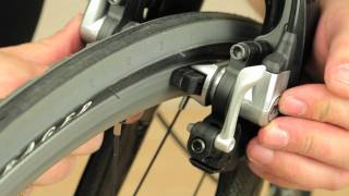 Mounting/Installation a MAGURA rim brake (HS33 and HS11)
