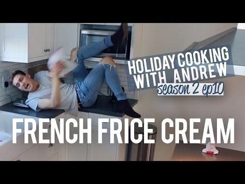 FRENCH FRICE CREAM