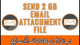 How to Email Large Files with Gmail, Yahoo, Hotmail