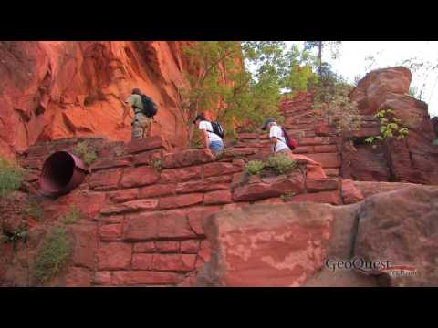 Angel's Landing - Zion National Park Video Hike