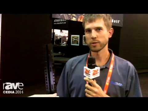 CEDIA 2014: Plethra Showcases the a|connect Preamp Audio Matix Switch