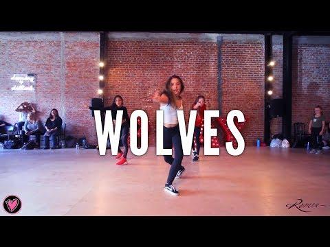 """""""WOLVES""""   @SELENAGOMEZ @MARSHMELLO   Rumer Noel Choreo   @rumernoel"""