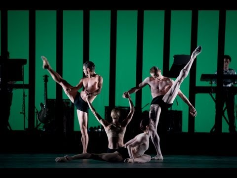 Carbon Life - Wayne McGregor and Mark Ronson - Royal Ballet LIVE