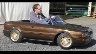 Audi 80 Mini Cabrio Tuning