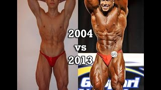 MILAN ŠÁDEK - Body Transformation