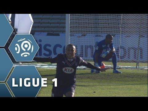 Fin de série pour Vincent Enyeama - But N'GUEMO - Bordeaux  -LOSC Lille (1-0) - 08/12/13 (FCGB-LOSC)