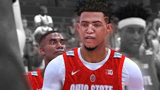 College Hoops 2k20 #2 | Kobe & LeBron (Best Build) Duo Debut!!!