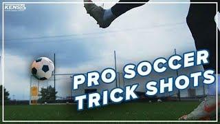 TRICK SHOTS, featuring the San Antonio FC