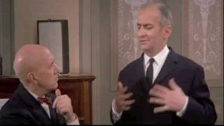 Louis de Funès - Le grand restaurant (1966) -  Hymn